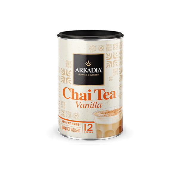 Arkadia Chai Tea Powder Vanilla