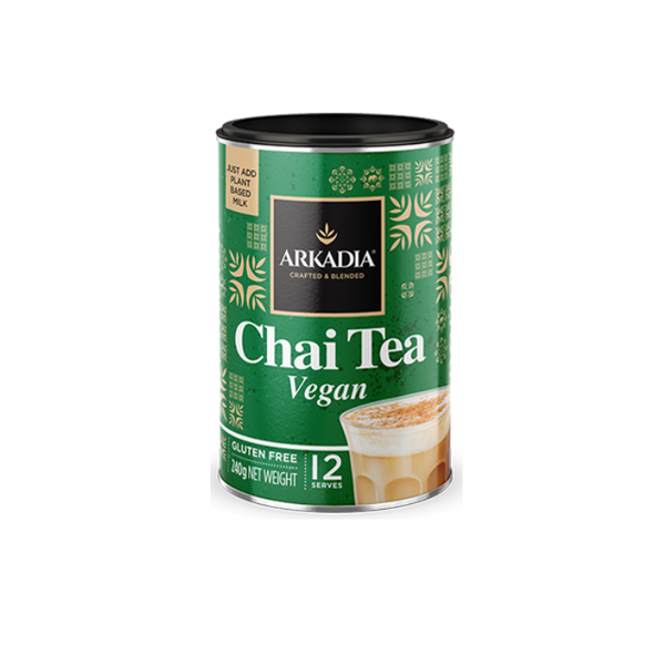 Arkadia Chai Tea Powder Vegan & Gluten Free