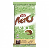 Nestle Aero Mint Block