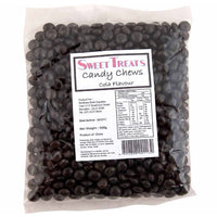 Sweet Treats Black Candy Chews Cola