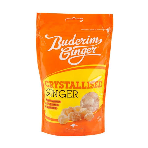 Buderim Ginger Crystallised Ginger