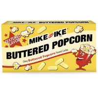 Just Born Inc Mike & Ike Buttered Popcorn Movie Box