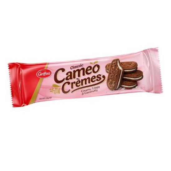 Griffins Classic Cameo Creme Biscuits