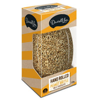 Darrell Lea Easter Hand Rolled Egg Peanut Brittle
