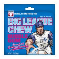 Ford Gum & Machine Company Big League Chew Cotton Candy