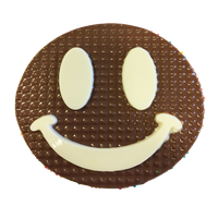 Chocolate Gallery Chocolate Emoji 1 (Smiley)