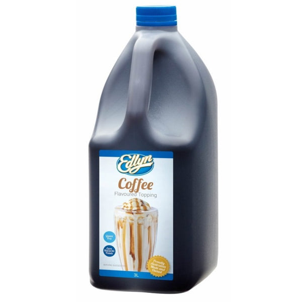 Edlyn Coffee Syrup Topping