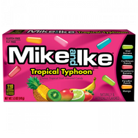 Just Born Inc Mike & Ike Tropical Typhoon