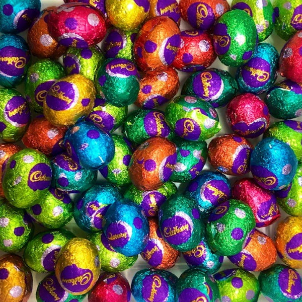 Cadbury Dairy Milk Mini Eggs Bulk