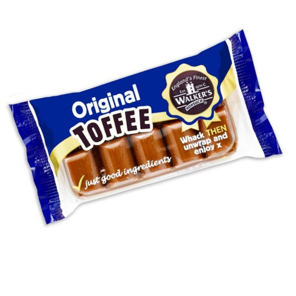 Walker's Original Toffee Block