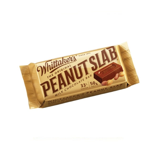Whittaker's & Sons Peanut Slab
