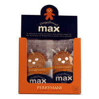 Perryman's Gingerbread Man Max
