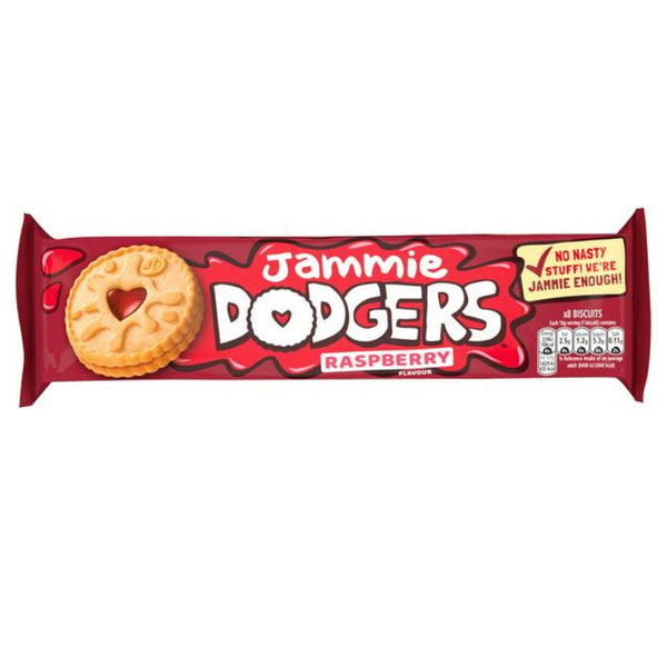 Jammie Dodgers Biscuits (UK)