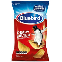 Bluebird Ready Salted Original Cut Chips