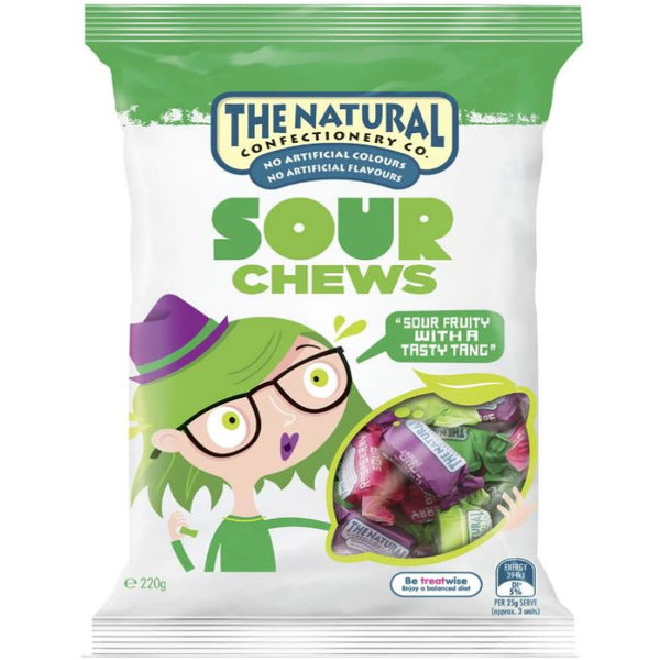 The Natural Confectionery Co. Sour Chews