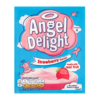 Angel Delight Strawberry Dessert