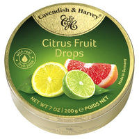 Cavendish & Harvey Citrus Fruit Drops