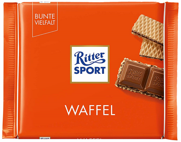 Ritter Sport Cocoa Wafer