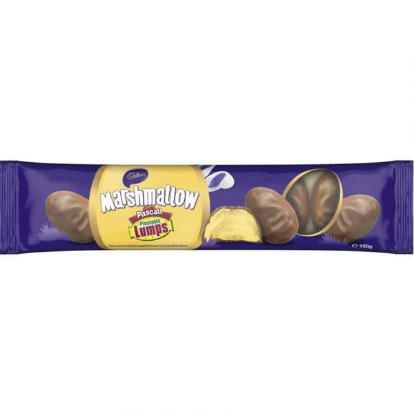 Cadbury Marshmallow Egg Pineapple Lump 6pc