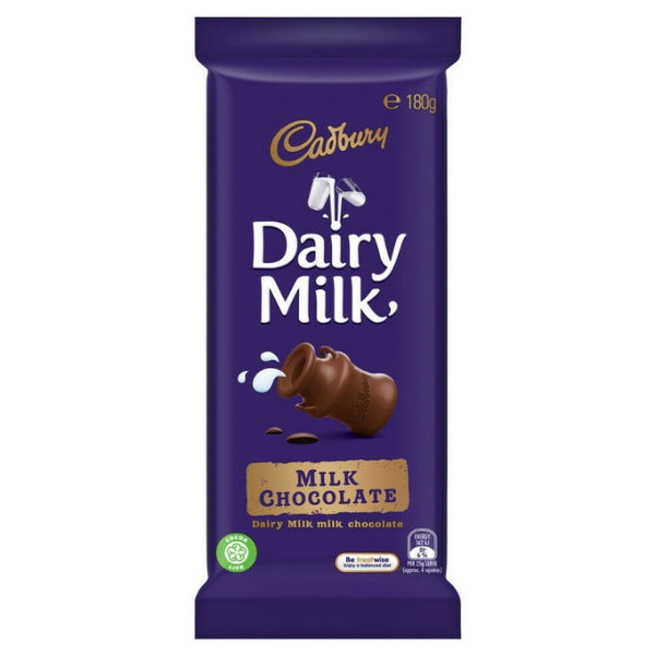 Cadbury Dairy Milk Chocolate Block