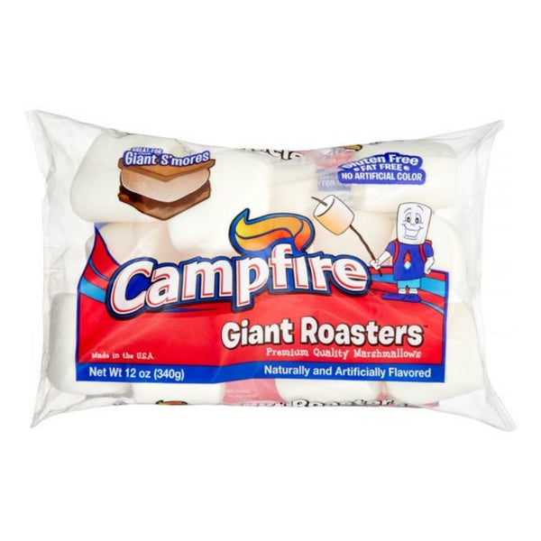 Campfire Marshmallows Campfire Giant Marshmallows