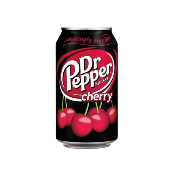 Dr Pepper Company Dr Pepper Cherry Can