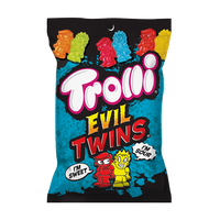 Trolli Evil Twins Peg Bag