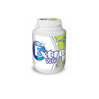 Wrigley's Extra White Lemon Lime Bottle S/F