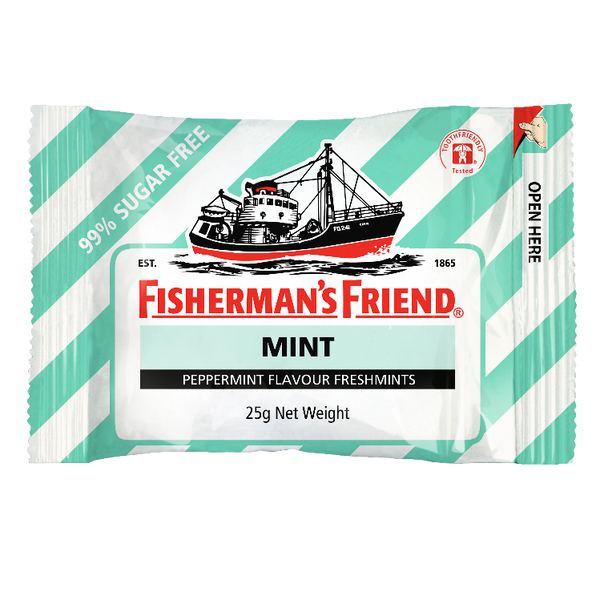 Fisherman's Friend Mint (Peppermint) S/F