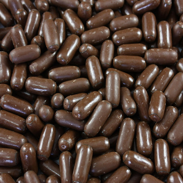 Fyna Milk Choc Licorice Bullets