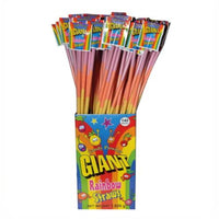 Universal Candy Giant Rainbow Straws