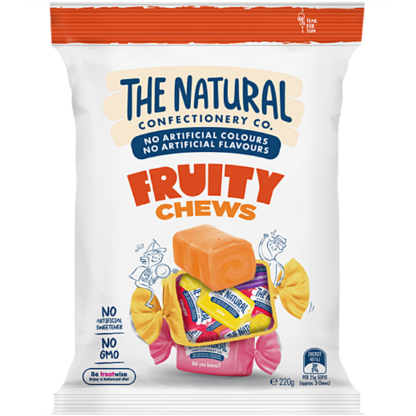 The Natural Confectionery Co. Fruity Chews
