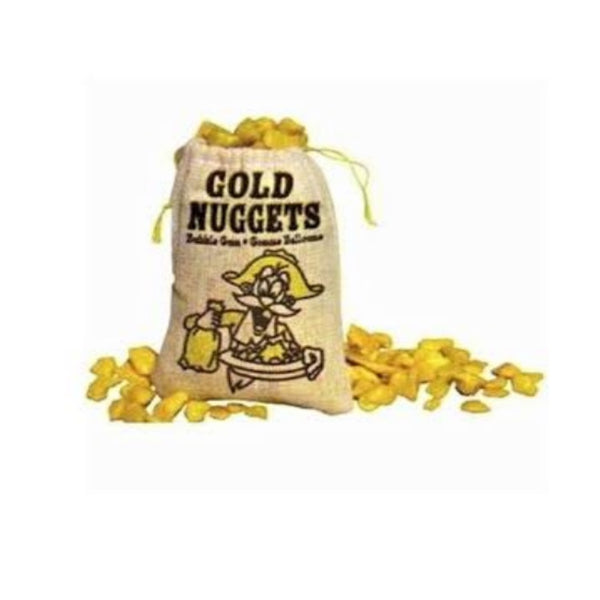 Candy Creations Gold Nuggets Gum