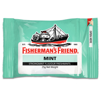 Fisherman's Friend Super Strong Mint S/F