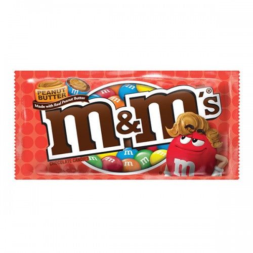 Mars M&M's Peanut Butter Bag