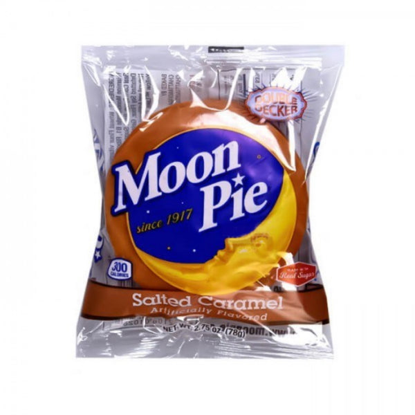 Chattanooga Bakery Moon Pie Salted Caramel
