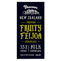 Donovans Fruity Feijoa Milk Choc Block