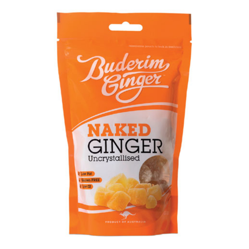 Buy buderim ginger naked 200g online at countdown.co.nz
