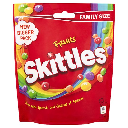 Wrigleys Skittles Fruits Pouch