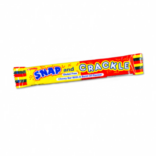 Swizzels Snap & Crackle Bar