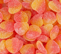 Trolli Sour Peach Hearts