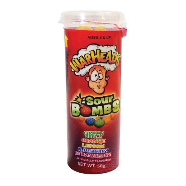 Universal Candy Pty Ltd Warheads Sour Bombs