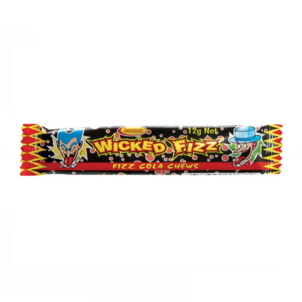 Sweetmans Wicked Fizz Cola Chews