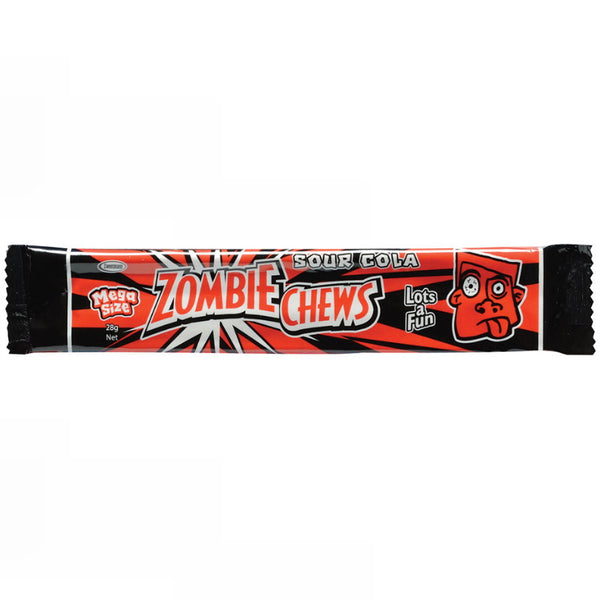 Sweetmans Zombie Chew Sour Cola