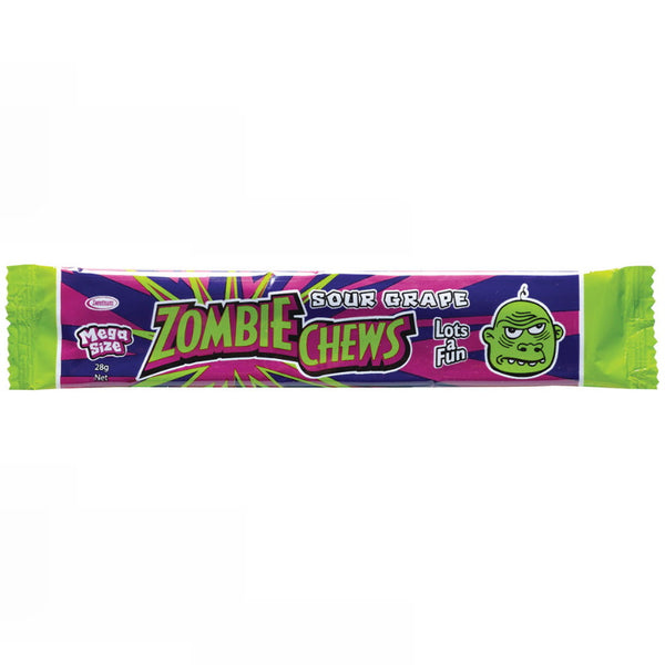 Sweetmans Zombie Chew Sour Grape