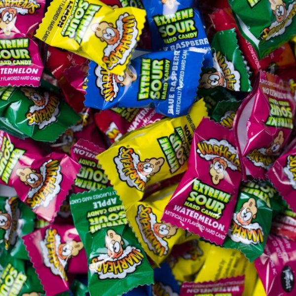 Universal Candy Pty Ltd Assorted Warheads