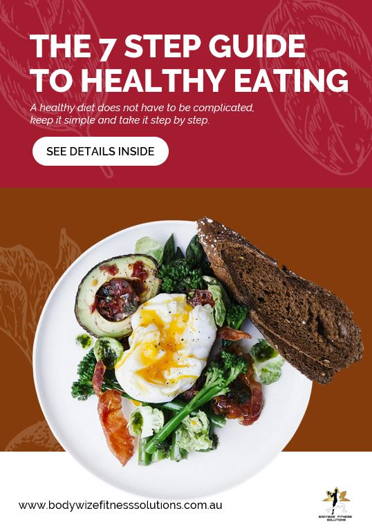 FREE - The 7 Step Guide To Healthy Eating