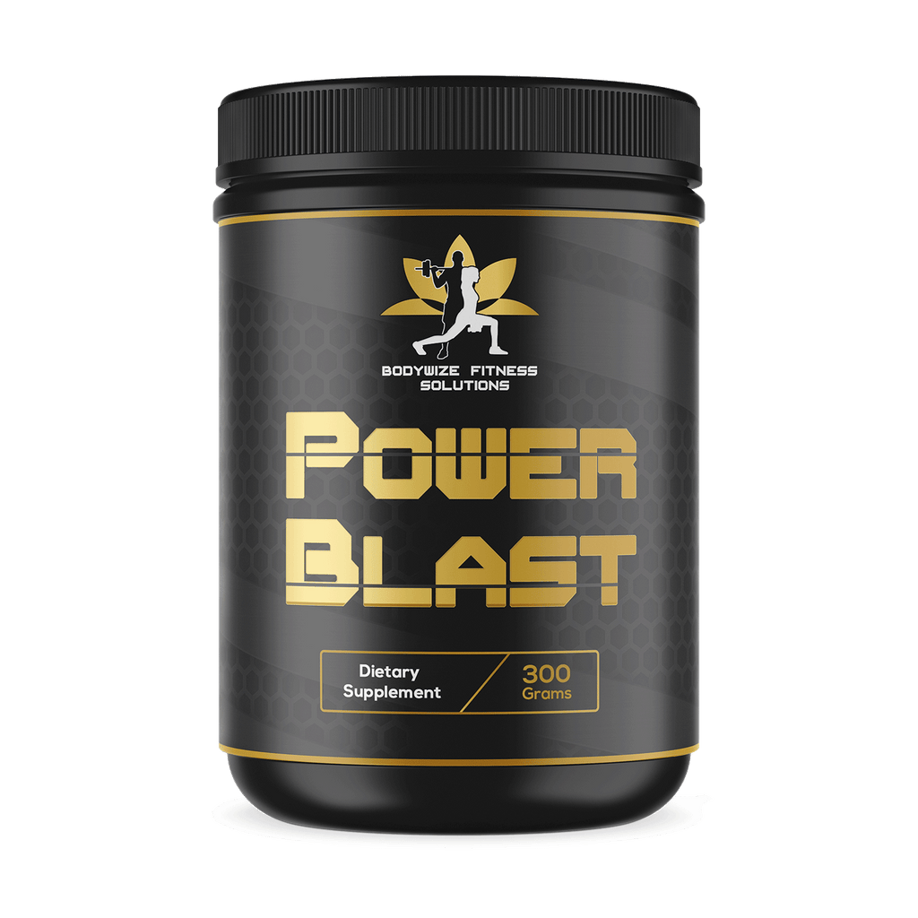 Power Blast (Creatine Monohydrate)