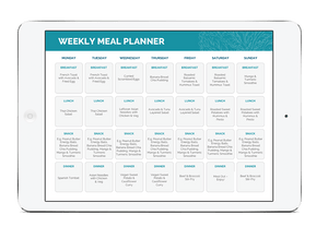 Bodywize Meal Ideas - THIRD EDITION