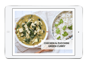 Bodywize Meal Ideas - SIXTH EDITION